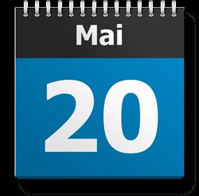 20 Mai